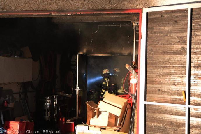 Brand Garagenwerkstatt Jettingen Hauptstraße 12052019 5