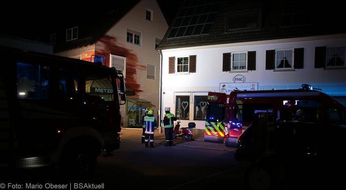 Brand Garagenwerkstatt Jettingen Hauptstraße 12052019 6