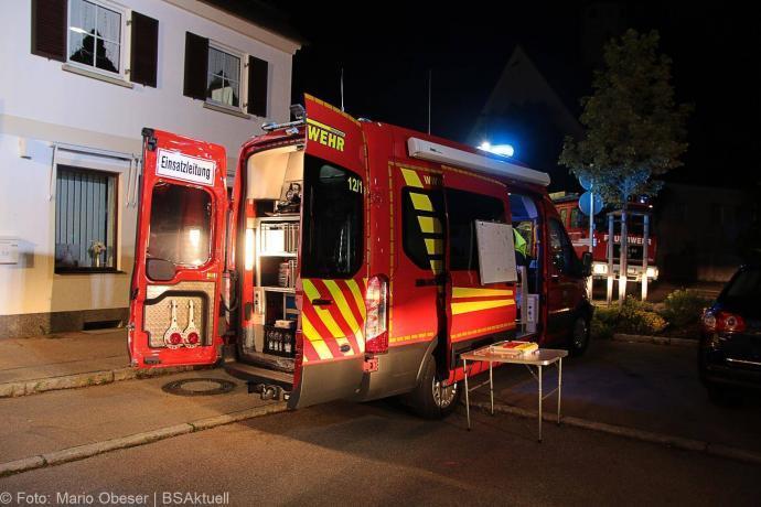 Brand Garagenwerkstatt Jettingen Hauptstraße 12052019 8