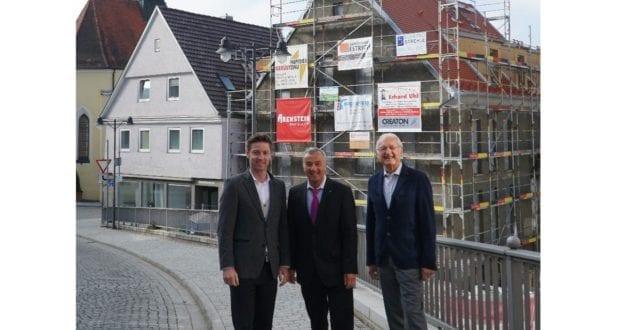 Günzburg Stadtentwicklung Schnöllermarkt
