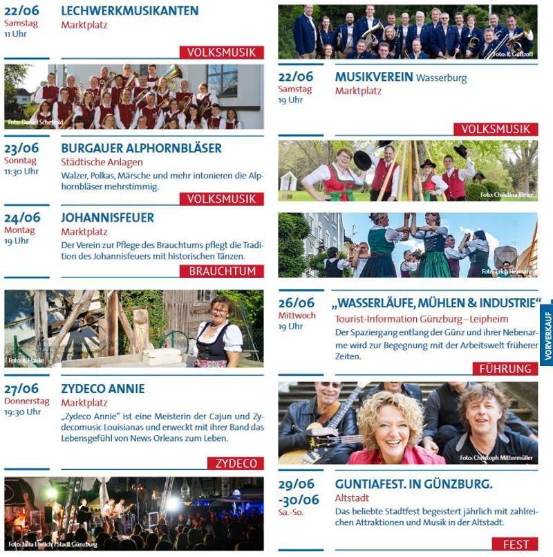 Günzburger Kultursommer 2019 3