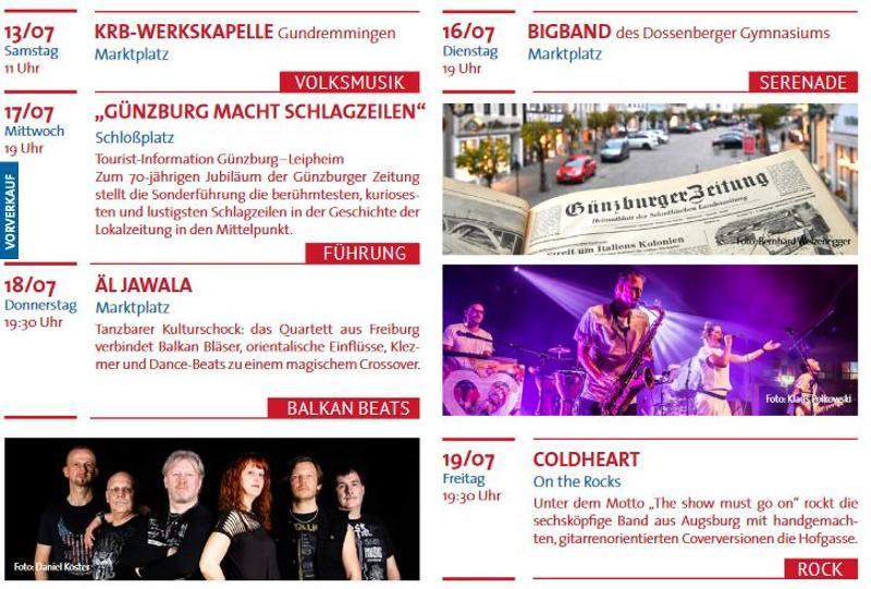 Günzburger Kultursommer 2019 5