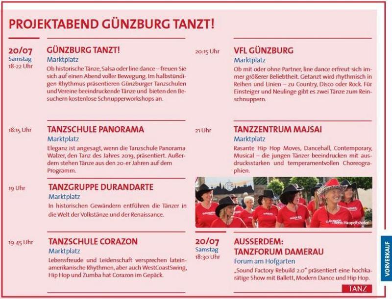 Günzburger Kultursommer 2019 6