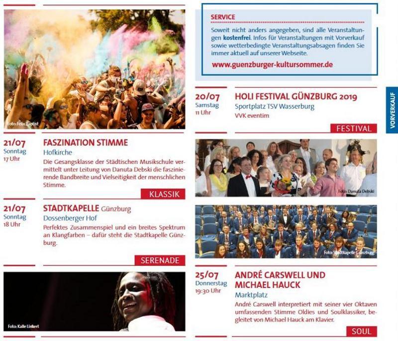 Günzburger Kultursommer 2019 7