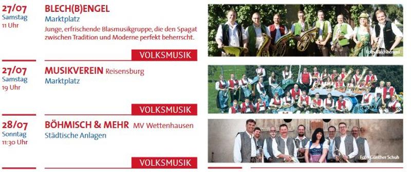 Günzburger Kultursommer 2019 8