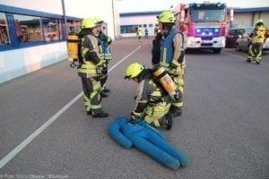 Inspektion Feuerwehr Günzburg 23052019 118