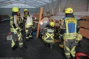 Inspektion Feuerwehr Günzburg 23052019 127