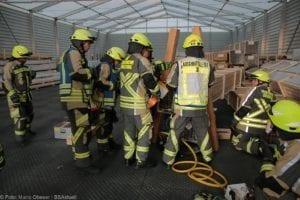 Inspektion Feuerwehr Günzburg 23052019 129