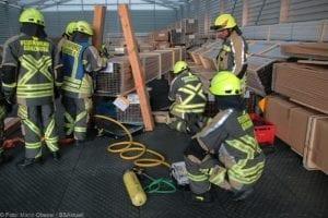 Inspektion Feuerwehr Günzburg 23052019 131