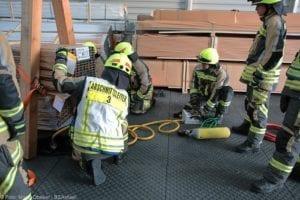 Inspektion Feuerwehr Günzburg 23052019 133
