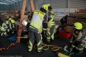 Inspektion Feuerwehr Günzburg 23052019 140