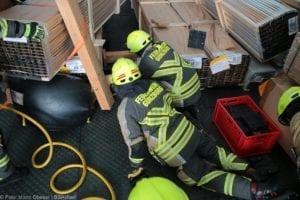 Inspektion Feuerwehr Günzburg 23052019 141