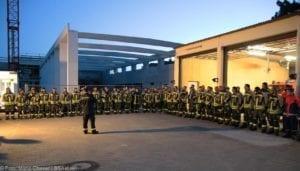 Inspektion Feuerwehr Günzburg 23052019 145