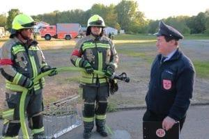 Inspektion Feuerwehr Günzburg 23052019 55