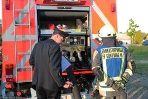 Inspektion Feuerwehr Günzburg 23052019 91