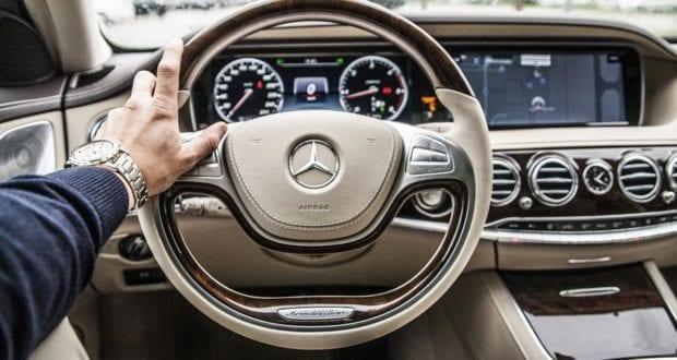 Mercedes Lenkrad