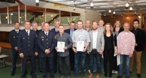 Sicherheitswacht Allgäu Bestellungsurkunden Bad Wörishofen 2019