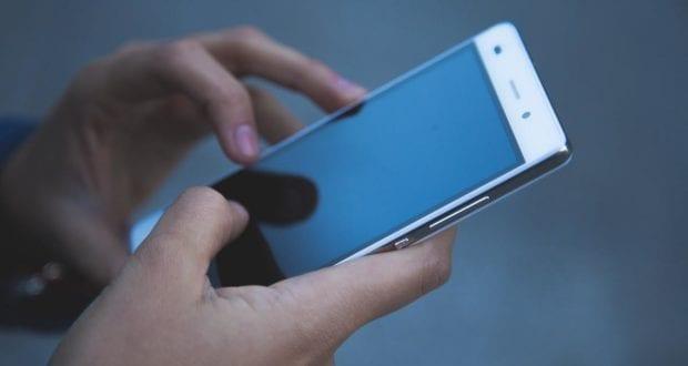 Smartphone Handy