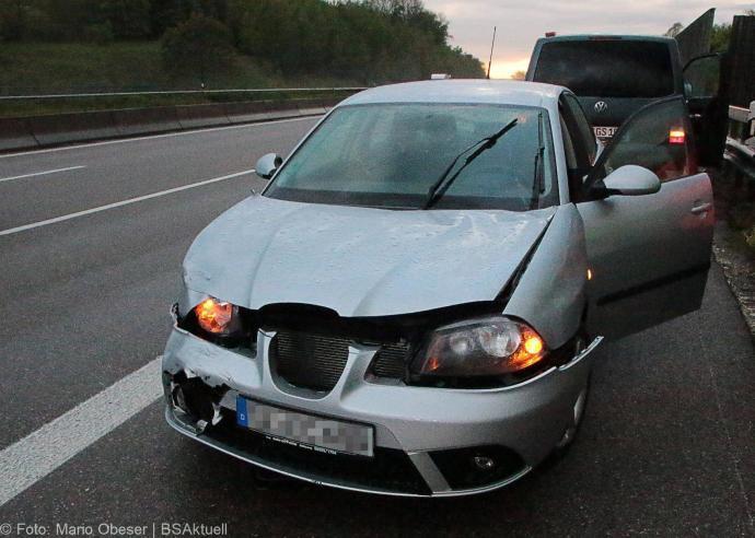 Unfall A8 Burgau-Günzburg 10052019 1