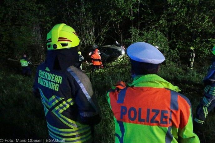 Unfall A8 Günzburg-Leipheim 04052019 18