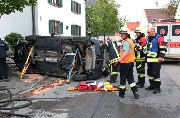 Unfall Burtenbach Hauptstraße 11052019 1