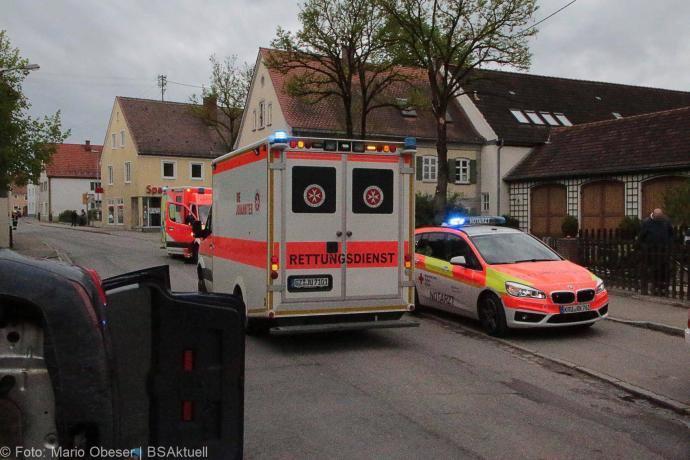 Unfall Burtenbach Hauptstraße 11052019 6