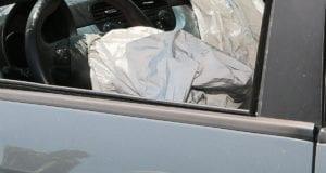 Airbag ausgelöst