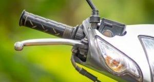 Motorrad Bike Gas