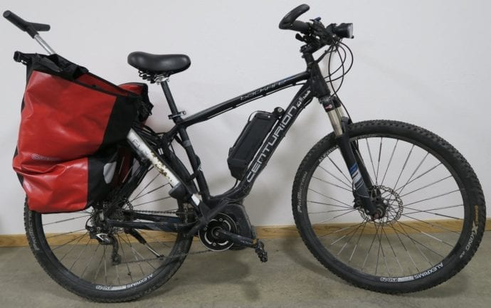 Unbekannter Toter Nonnenbronn Fahrrad