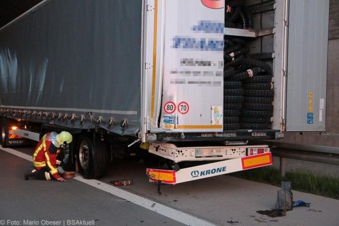Unfall A8 Burgau-Zusmarshausen 31082019 12