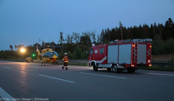 Unfall A8 Burgau-Zusmarshausen 31082019 14