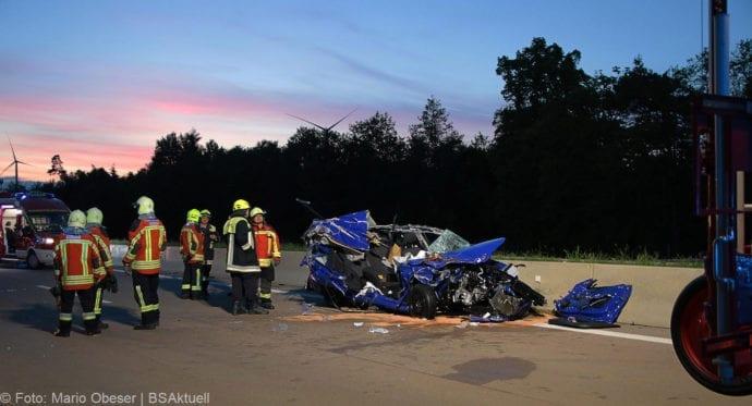 Unfall A8 Burgau-Zusmarshausen 31082019 16