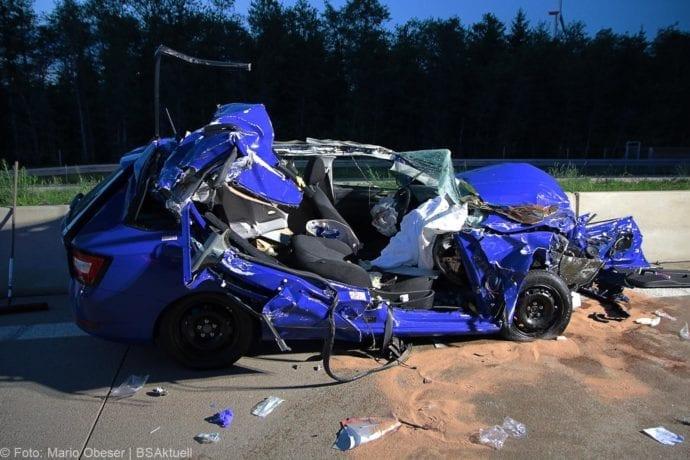 Unfall A8 Burgau-Zusmarshausen 31082019 18