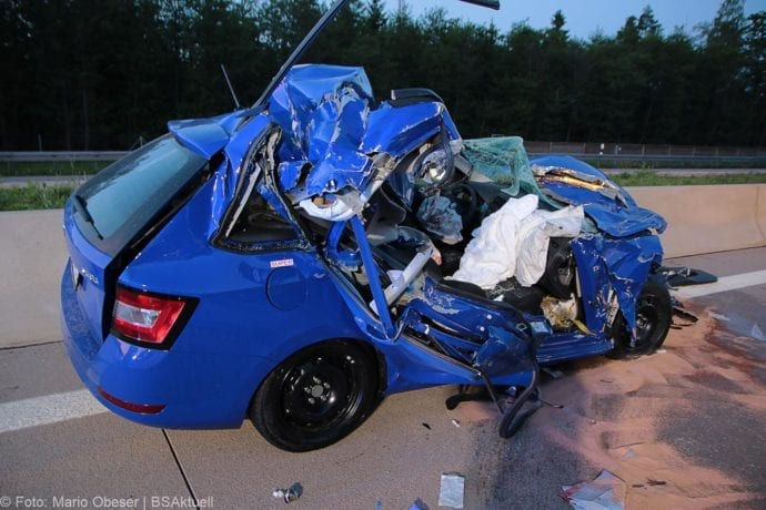 Unfall A8 Burgau-Zusmarshausen 31082019 8