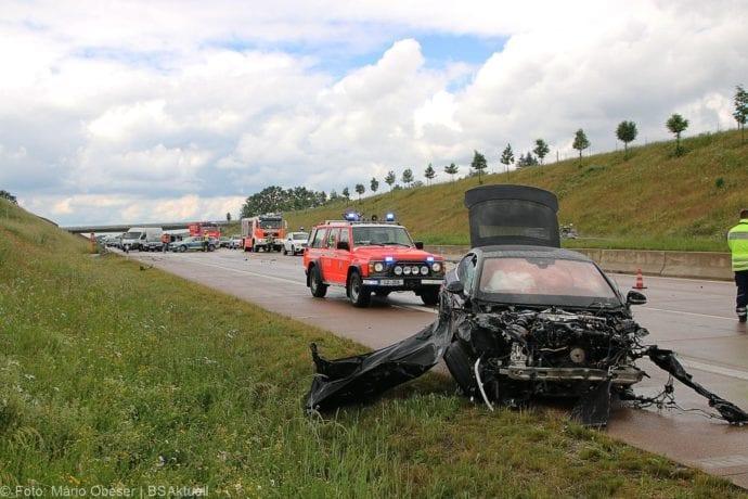 Unfall A8 Günzburg-Burgau 16062019 8