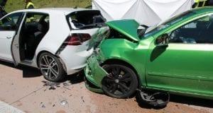 Unfälle A8 Zusmarshausen am 01.06.2019