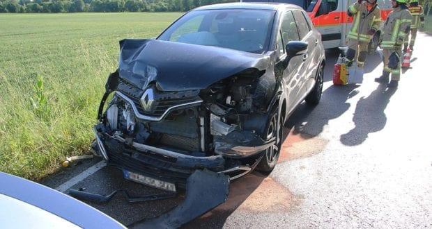 Unfall Ichenhausen-Oxenbronn ST2023 11062019 2