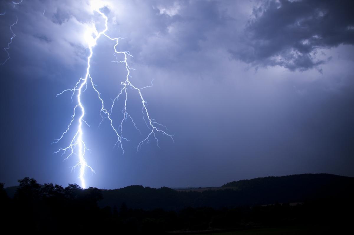 Blitz Blitzschlag