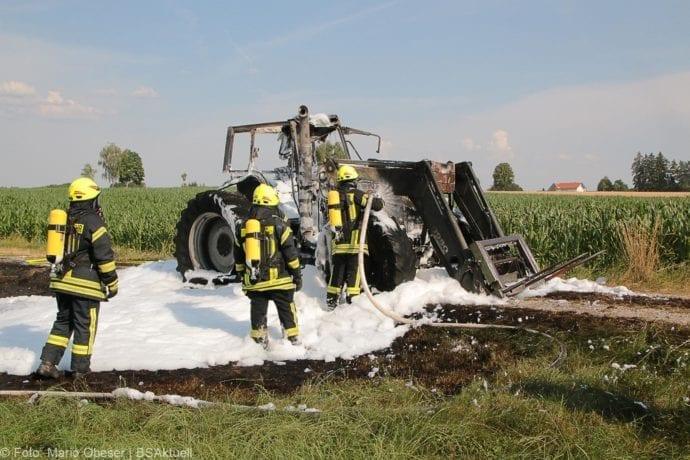 Brand Traktor Schönenberg-Kemnat 26072019 16