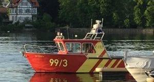 Feuerwehrboot Lindau