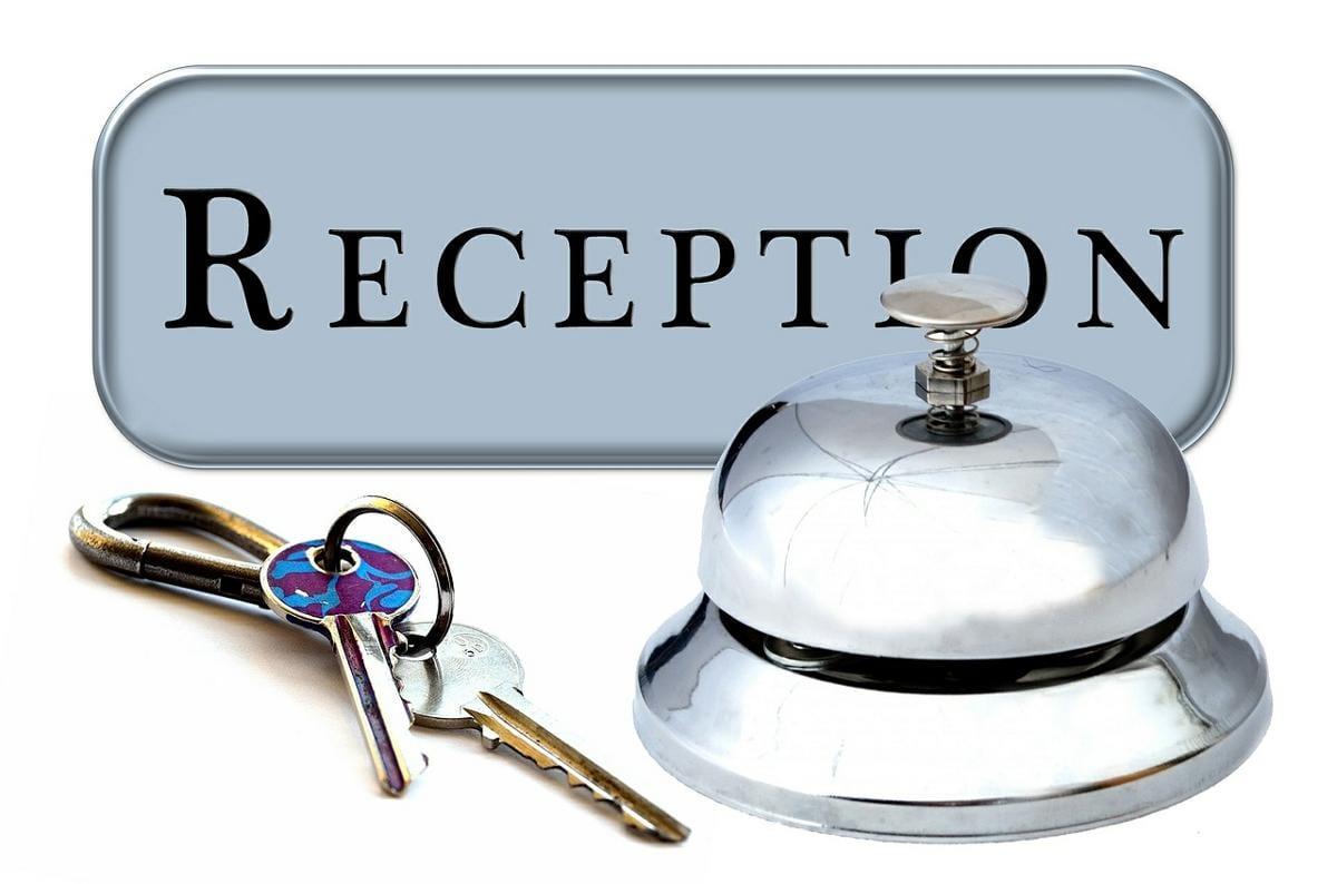 Hotel Rezeption