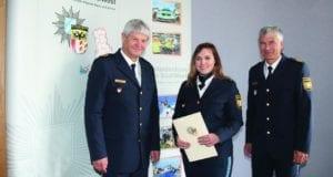 Polizeirätin Michaela Baschwitz Polizei Neu-Ulm