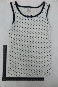 Reisbach Sichergestellte Kleidung bei 19jährigen 24