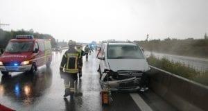 Unfall A8 Elchingen-Leipheim 1200m vor AS Leipheim 28072019 13