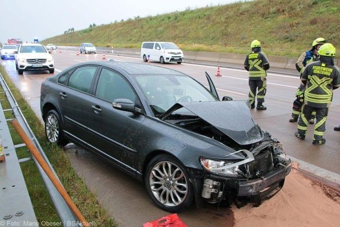 Unfall A8 Günzburg-Burgau 27072019 12
