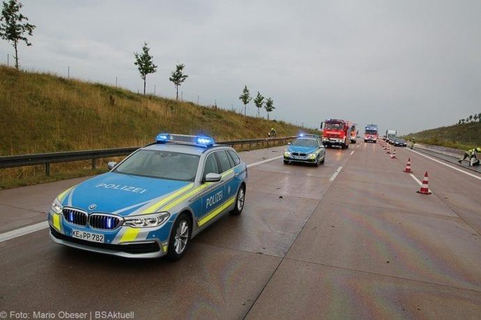 Unfall A8 Günzburg-Burgau 27072019 3