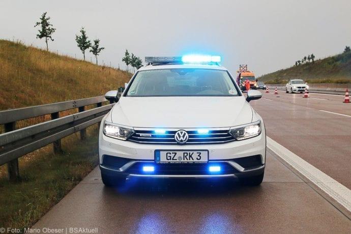 Unfall A8 Günzburg-Burgau 27072019 5