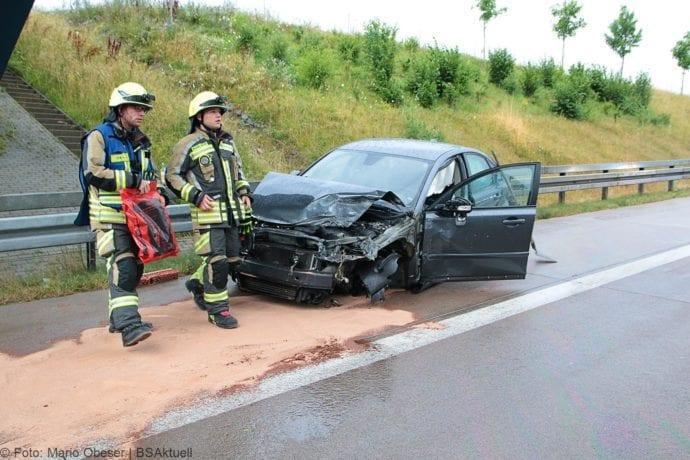 Unfall A8 Günzburg-Burgau 27072019 8