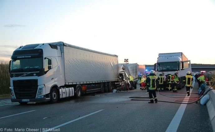 Unfall A8 Merklingen-Ulm 10072019 11