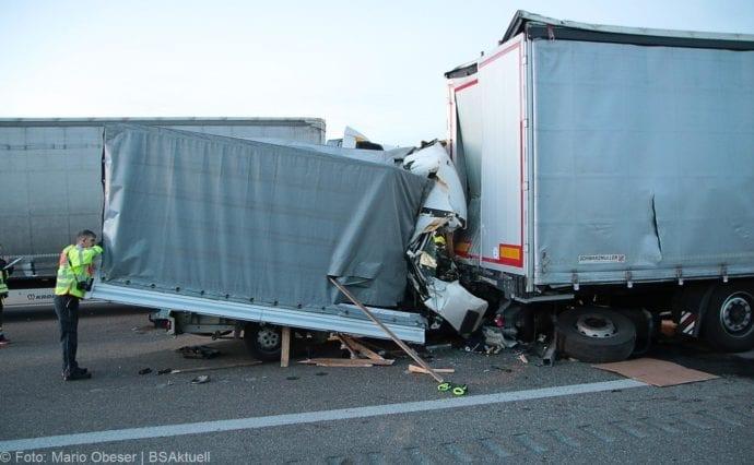 Unfall A8 Merklingen-Ulm 10072019 15